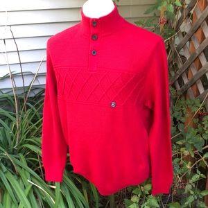 Ralph Lauren Chaps sweater.  Men's size large. NWT